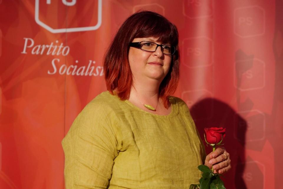Lara Robbiani Tognina eletta nel Comitato Cantonale PS